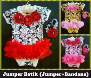 Jumper Batik 60rb (jumper+bandana)