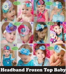 Top Baby Frozen HB 25rb