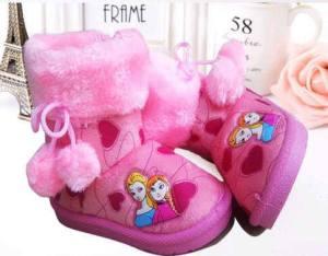 sepatu boots frozen pink 85rb 24-29