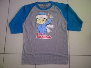 kaos little khalifah biru 32rb 4-14th